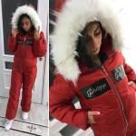 Фото Горнолыжный костюм женский зимний, материал - плащевка на... Москва Интернет-магазин