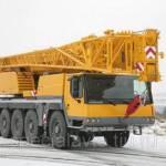 Фото Аренда автокрана Liebherr LTM-1100 100 тонн... Казань ООО Прометей