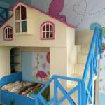 Фото Детская мебель двухъярусная кровать... Новокузнецк Мебель Дарион