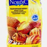 Фото Мука пшеничная ТМ NORDIC, 2 кг... Москва ООО Финюникон