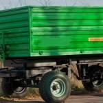 Фото Прицеп тракторный самосвальный 2птс-10 для тракторов... Казань ООО Альма магазин