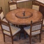 Фото Обеденная группа стол и стулья М53, Родники... Повсеместно Компания De Lest