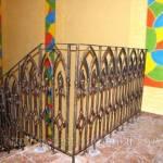 Фото Перила металлические, перила кованые, сварные лестничные... Барнаул Гефест-Барнаул (ИП