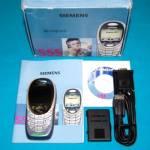 Фото Телефон Siemens S55 Оригинал Полный комплект... Москва Sound Auto +7(903)7229909