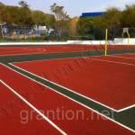 Фото Покрытие для спортивных площадок... Владивосток GrantioN