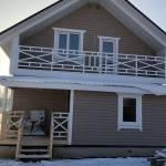 Фото Зимний дом от застройщика Тишнево. недорого продам дом в... Повсеместно