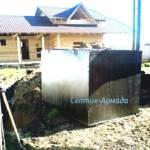 Фото Установка канализации в частный дом... Тюмень ООО Армада