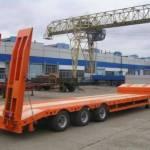 Фото Трал-тяжеловоз низкорамный 38 тонн... Челябинск ООО Ларго Групп