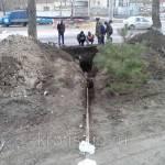 Фото Прокол под дорогой В Новороссийске, Анапа... Повсеместно ООО КротИС (Крот Инженерные Сети)
