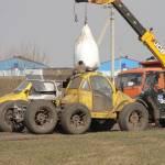 Фото Услуги разбрасывателей удобрений на шинах низкого давления... Повсеместно ООО Вектор Агро