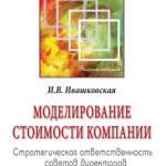 Фото Моделирование стоимости компании. Стратегическая... Москва Интернет-магазин SuperLarek.ru