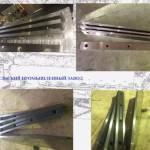 Фото Ножи гильотинные .Ножи для гильотинных ножниц 520х75х25мм в... Архангельск