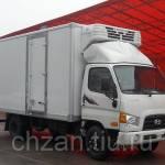 Фото Тушевоз на базе Hyundai HD-78 (новый, производитель)... Челябинск Группа Компаний NIKSEN и