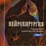 Фото Нейрохирургия. Руководство для врачей. В 2-х томах. Том 1:... Москва Интернет-магазин