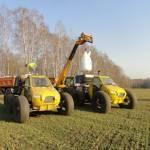 Фото Внесение удобрений пневмоходом в Воронежской области,... Повсеместно ООО Вектор Агро