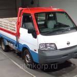 Фото Легкий грузовик бортовой NISSAN VANETTE гв 2012 гидроборт... Повсеместно Группа компаний