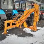 Фото Экскаваторная установка навесная БЛ 21 (для тракторов МТЗ),... Повсеместно ООО Доминант №1