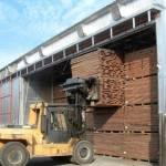 Фото Сушка древесины в сушильных камерах, Апшеронск... Повсеместно Ооо Фортком