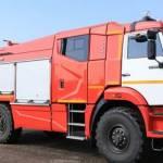Фото пожарный автомобиль АЦ-3, 0-40 (43502) НА шасси камаз... Нижний Новгород ООО ТПК