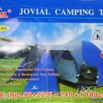 Фото Туристическая палатка Jovial 1036... Уссурийск Кибер Сфера