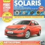 Фото Hyundai Solaris. Седан, хэтчбек с 2011. Рестайлинг с 2014 с... Москва Интернет-магазин