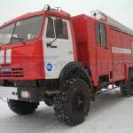 Фото Автоцистерна пожарная АЦ-3-40 (4326)... Москва АО МРО ТЕХИНКОМ