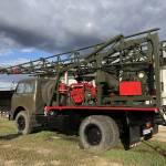 Фото Буровая установка УКБ-500 на базе Маза 500... Одесса Сергей Павлович