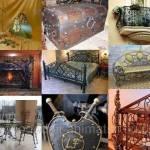 Фото Изготовление кованых изделий на заказ... Москва РосСтройСнаб