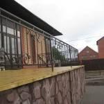 Фото Забор металлический кованый... Москва АМАРАНТ
