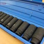 Фото Набор ударных головок LICOTA глубоких 1/2 13пр., 10-30 мм,... Повсеместно Торговая