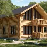 Фото Производство деревянных домов, Балашиха... Повсеместно ООО Бастион