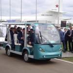Фото Экскурсионные электроавтобусы - электроавтобус Voltus... Санкт-Петербург Центр современных