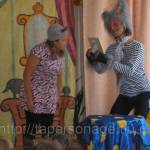 Фото Спектакли для детских оздоровительных лагерей выездные.... Екатеринбург ТА Персонаж