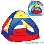 Фото Палатка детская Вигвам 112х114х115 см... Москва ЦЕНТР ОПТОВОЙ ТОРГОВЛИ