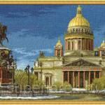 Фото Набор для вышивания крестом Исаакиевский собор, арт. 685... Москва Интернет-магазин
