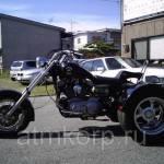 Фото Мотоцикл трайк Harley Davidson XL 1200 S TRIKE пробег 1 867... Повсеместно Группа компаний