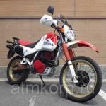 Фото Мотоцикл внедорожный эндуро Honda XL 600 R PHARAOH пробег 70... Повсеместно Группа