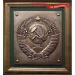 Фото Картина из металла Герб СССР... Санкт-Петербург Интернет магазин Okey-sale