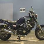 Фото Мотоцикл круизер дрэгстер Yamaha FZX750 рама 3XF пробег... Повсеместно Группа компаний ООО