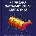 Фото Наглядная математическая статистика. Учебное пособие. Гриф... Москва Интернет-магазин