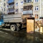 Фото Вывоз строительного мусора, вывоз хлама из квартиры в Нижнем... Нижний Новгород Аккуратный