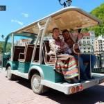 Фото Экскурсионные электроавтобусы - электроавтобус Voltus... Санкт-Петербург Центр