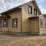 Фото Дом для большой семьи с газом в обжитой деревне у озера... Повсеместно zastroyka10@mail.ru