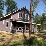 Фото готовый дом из бруса с участком у леса под ключ... Повсеместно zastroyka10@mail.ru