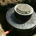Фото Септик из бетонных колец... Тюмень ООО Армада