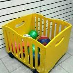 Фото Контейнер малый для хранения игрушек и инвентаря, Дмитров... Повсеместно Торговый Дом