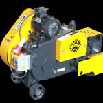 Р-42 станок для резки арматуры (A I-42мм, A III-36 мм, 3 кВт, 510 кг), Химки