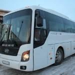 Фото Hyundai Universe Luxury 43+1, пр-во Корея (2012г), Сургут... Повсеместно РБА-Урал г.Сургут