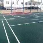 Фото Покрытие спортивных площадок из резиновой крошки... Новосибирск Полимермонтажсибирь