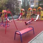Фото Бесшовное резиновое покрытие для детских площадок... Ростов-на-Дону МЕГАПОЛ